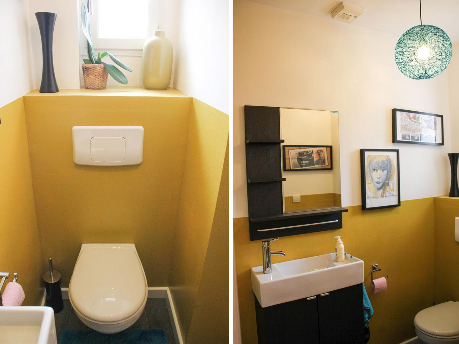 Décoration wc provence