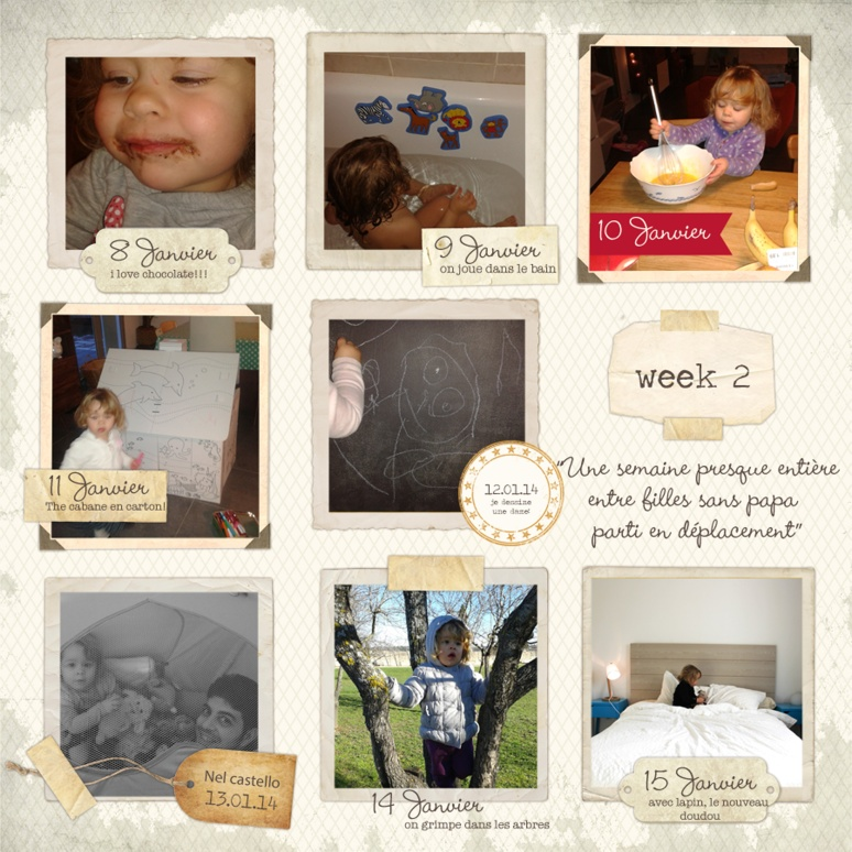 amoremiobello-week2-scrapbooking-photo book