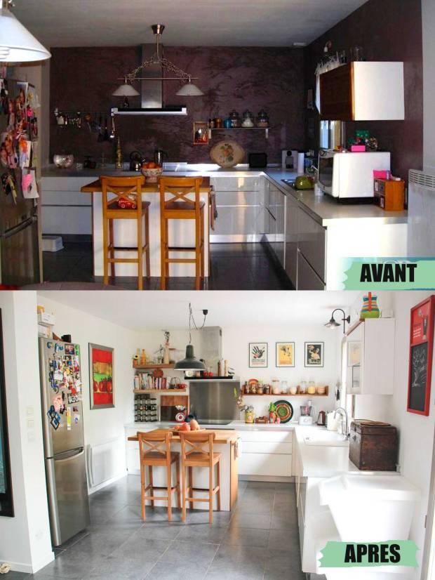amoremiobello-cuisine-blanche-étagère-bois-avant-apres2