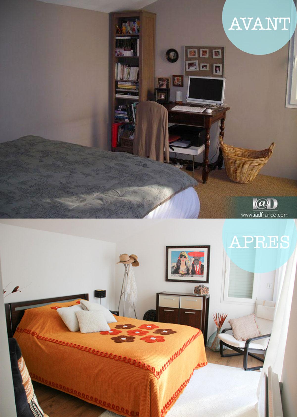 Avant – après : notre chambre à coucher épisode 1 (#monday deco ...