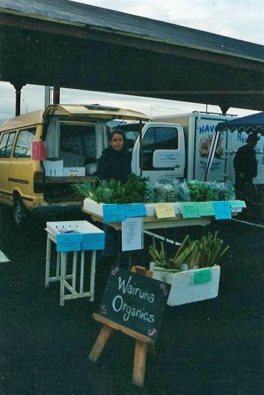 clinton market