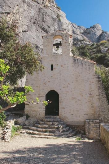 randonnée sainte victoire chapelle saint ser-4