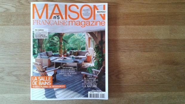 maison française magazine n°5