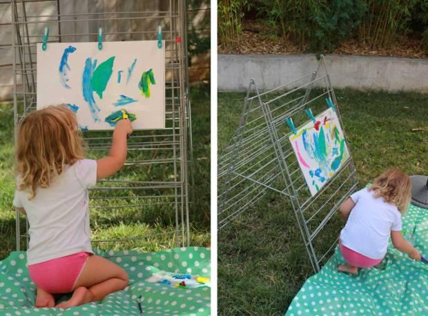 amoremiobello-chevalet-peinture-recyclé-2