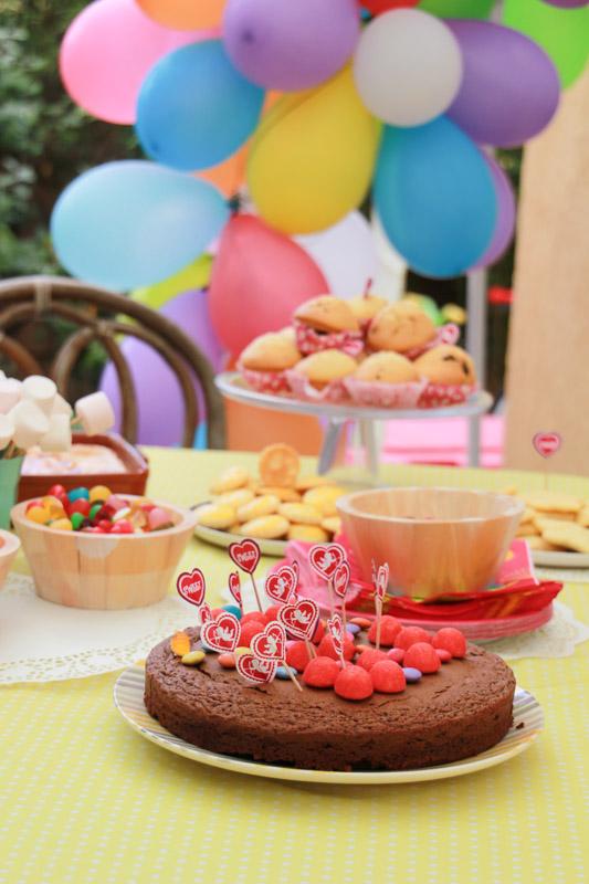 amoremiobello goûter anniversaire kids garden party-13