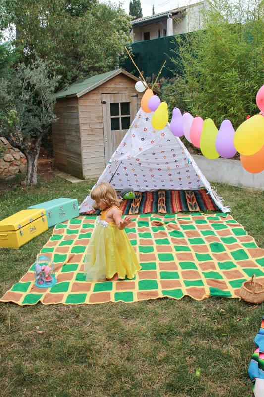 amoremiobello goûter anniversaire kids garden party-2